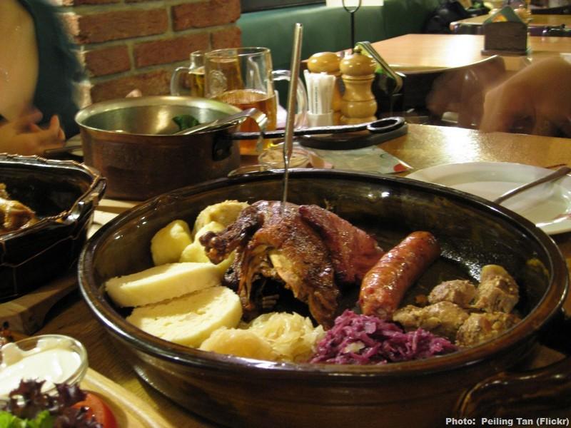 choucroute tchèque