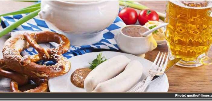 cuisine bavaroise biergarten