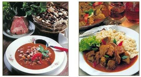 gastronomie hongroise