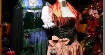 dirndl costume traditionel bavarois