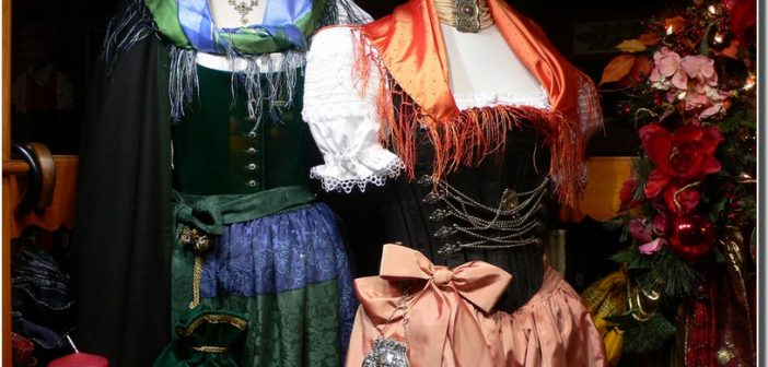 dirndl costume traditionel bavarois