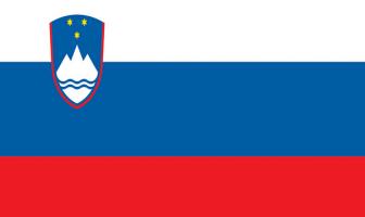 drapeau Slovenie