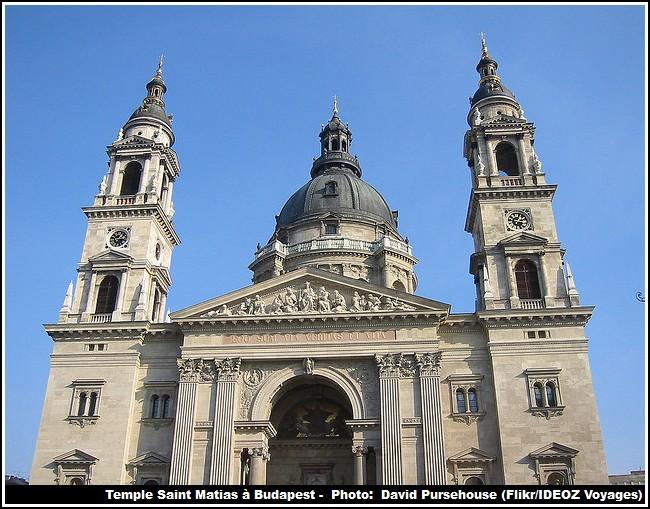 eglise saint mathias budapest