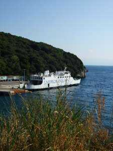 ferry jadrolinija vers cres