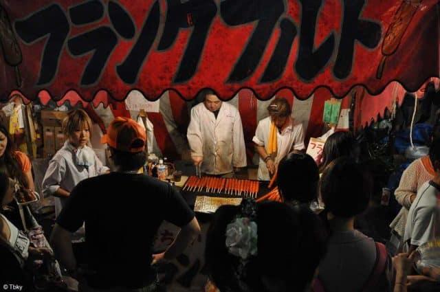 festival gion matsuri à kyoto