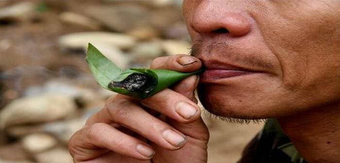 fumer en Birmanie