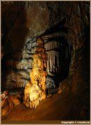 grotte manita pec parc national paklenica