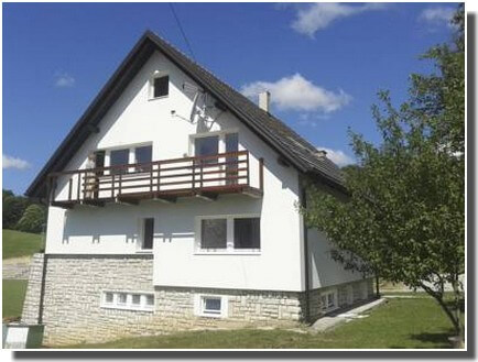 guest house Bor Plitvice