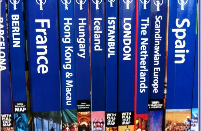 guides lonely planet