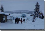 hotel de glace Icehotel Suede