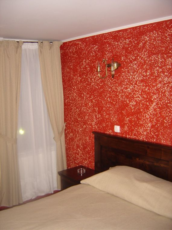 hotel dracula chambre