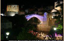 inauguration pont de mostar