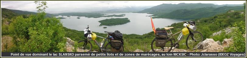 lac slansko montenegro a velo