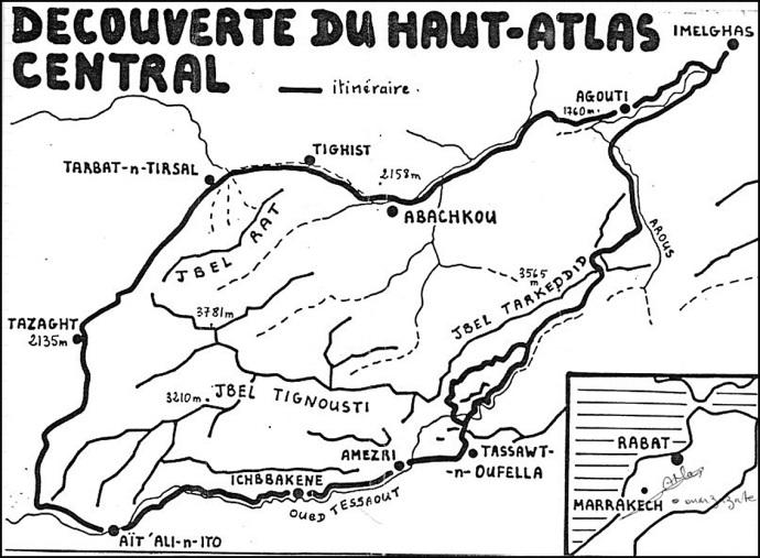 maroc haut atlas central