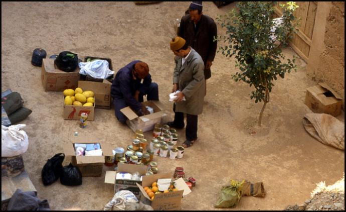 maroc preparatifs randonnee haut atlas