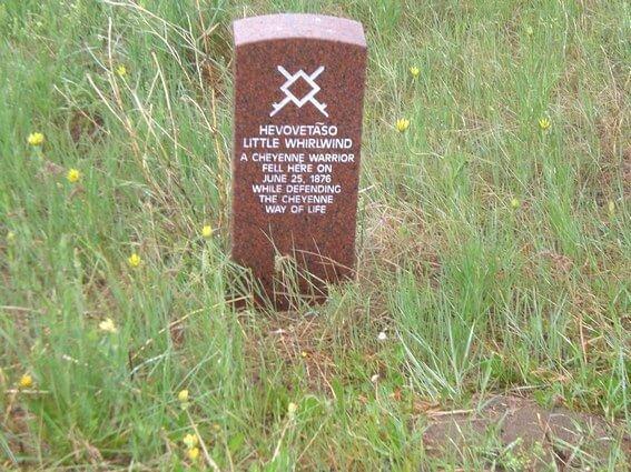 massacre de Wounded Knee Creek près de Pine Ridge