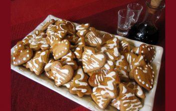 medenjaci biscuits de noel croates