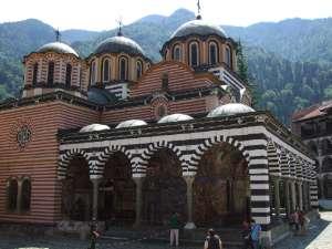 monastère de rila l'un des plus beaux de bulgarie