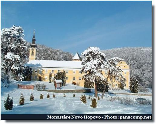 monastere Novo Hopovo