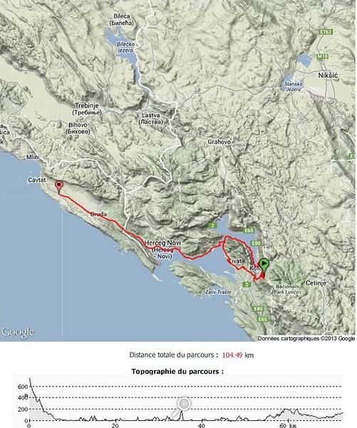 montenegro a velo cavtat kotor