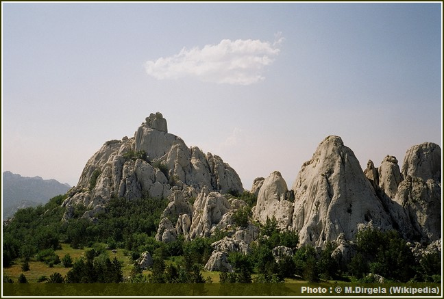 monts Paklenica