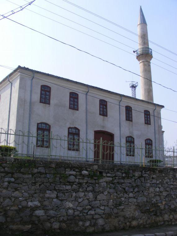 mosquée Azzizzie tulcea delta du danube