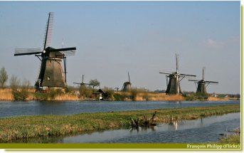 moulins Pays bas