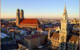 munich frauenkirche et mairie