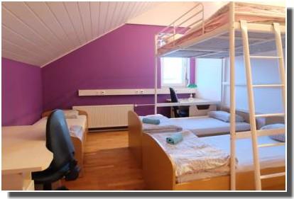 nanas rooms hostel ljubljana auberge de jeunesse
