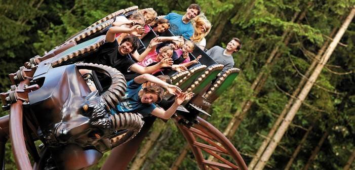parc d'attraction en allemagne