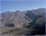 parc national Paklenica montagne