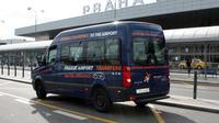 prague shuttle bus