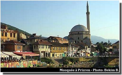 prizren mosquée