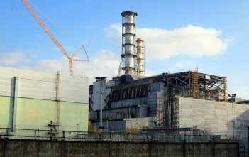 reacteur 4 centrale de Tchernobyl