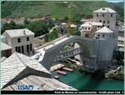 reconstruction pont mostar