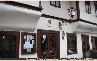 restaurant point interrogation belgrade