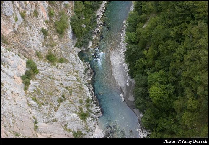 riviere tara au montenegro