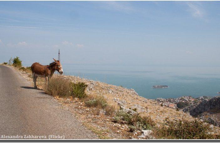 routes dans les Balkans