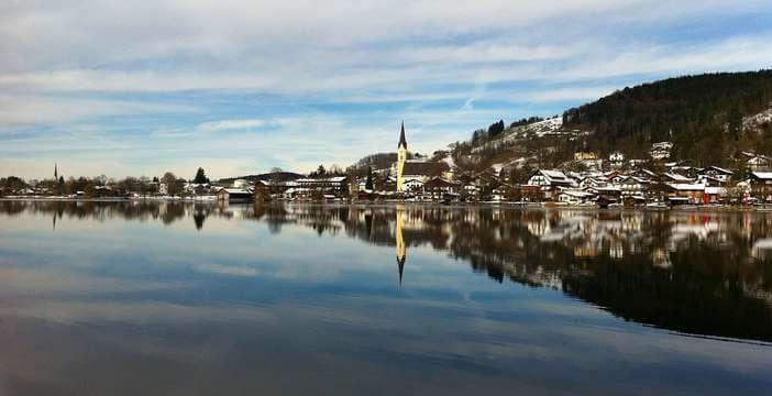 schliersee lac et village