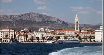 split splatano en Croatie