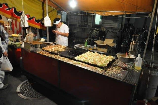 street food festival gion matsuri