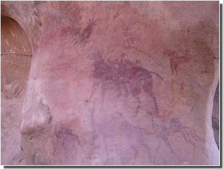 tamrit peintures rupestres
