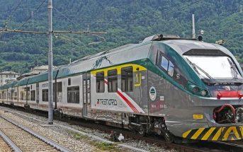 train en italie