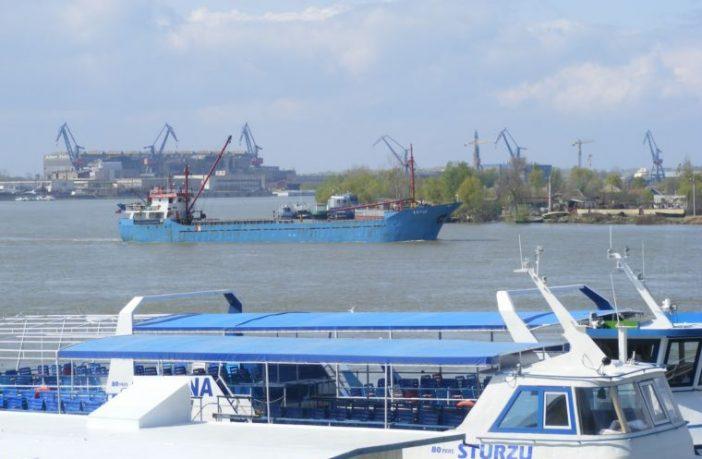 tulcea roumanie port
