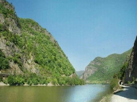 vallée de l'olt Olténie