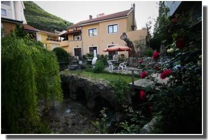 villa botticelli mostar