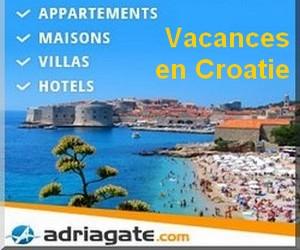vacances de reve en croatie