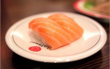 Matsuri Lyon sushi saumon