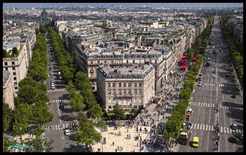 The parisian Syndrome : Paris des rêves et de la déception