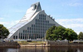 Riga chateau des lumières